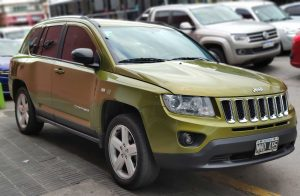 JEEP COMPASS LIMITED 4X4 AT
