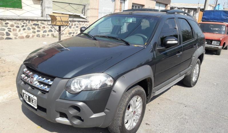 Fiat Palio Adventure 1.6
