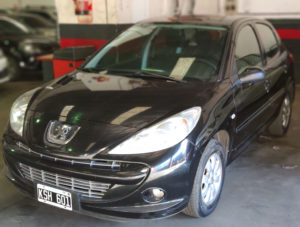 PEUGEOT 207 COMPACT 1.4 XS ALLURE 5PTS