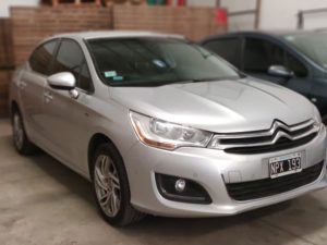 CITROËN C4 LOUNGE 1.6 THP EXCLUSIVE