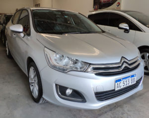 CITROËN C4 LOUNGE 1.6 HDI FEEL PACK