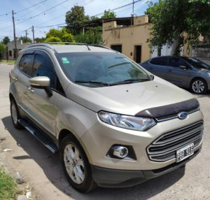 FORD ECOSPORT 2.0 TITANIUM AT C/GNC