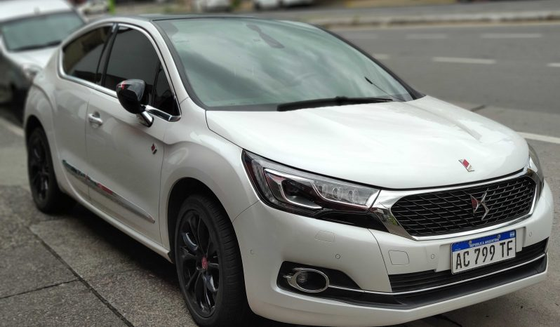 DS4 PERFORMANCE LINE THP