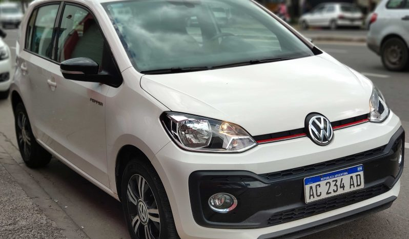 VOLKSWAGEN UP 5PTS PEPPER TSI