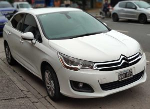 CITROËN C4 LOUNGE 1.6 THP AT6 TENDANCE S/NAV