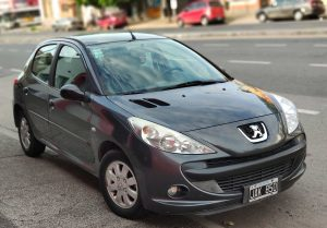 PEUGEOT 207 COMPACT 1.4 XS ALLURE