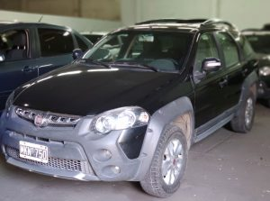 FIAT PALIO ADVENTURE 1.6 LOCKER