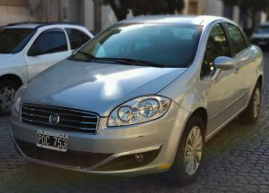 FIAT LINEA ABSOLUTE UCONNECT