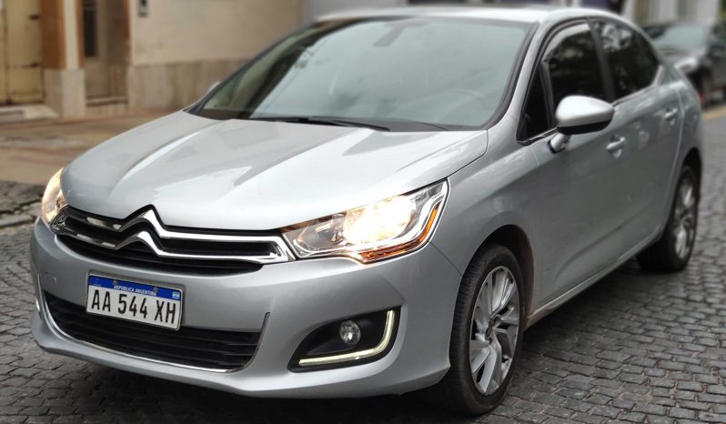 CITROËN C4 LOUNGE 2.0 TENDANCE PACK